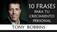 Frases inspiradoras de Anthony Robbins