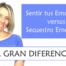 La diferencia entre Sentir una Emoción y el Secuestro Emocional